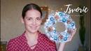 ПРОСТОЙ Новогодний венок своими руками DIY TSVORIC