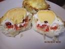 Яйцо в картофельной корзинке egg in a potato basket