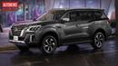 Новый Nissan X-Terra (2021): рамный конкурент для Fortuner и Pajero Sport