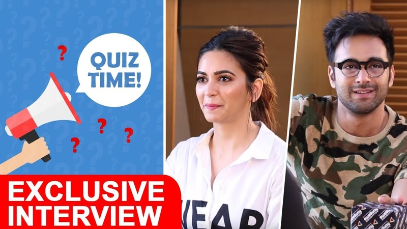 Pulkit Samrat Kriti Kharbanda Battle It Out In This HILARIOUS How Well Do You Know Each Other Quiz