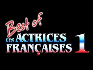 Best of les actrices francaises / лучшие французские актрисы (2010)
