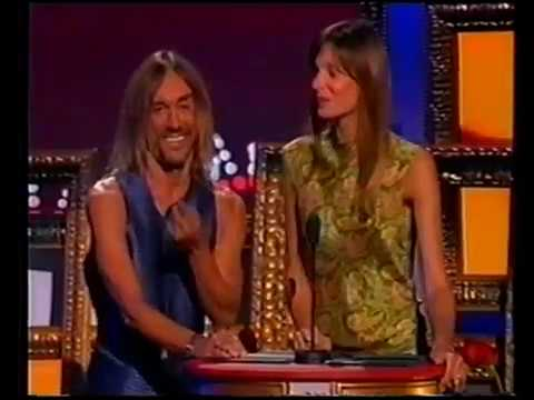 IGGY POP - MTV (presentaciones y entrega de premios) 2003