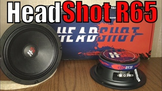 HeadShot R65 - пушечные динамики от KICX! обзор и прослушка