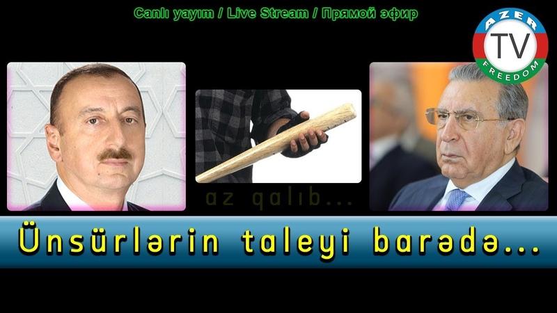 2.7.19 İlham Əliyevin, Ramiz Mehdiyev və onları müdafiə edənlərin taleyi necə olmalıdır