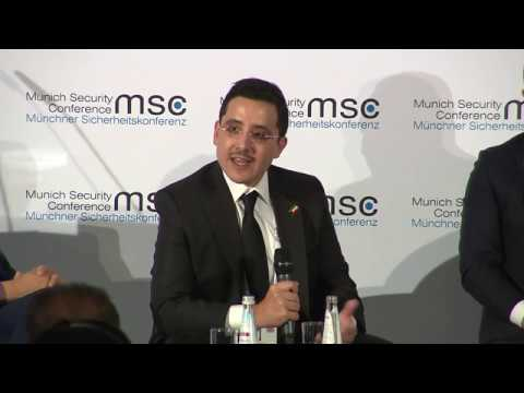 Bridging Troubled Waters De escalation in the Gulf Munich Security Conference 2020