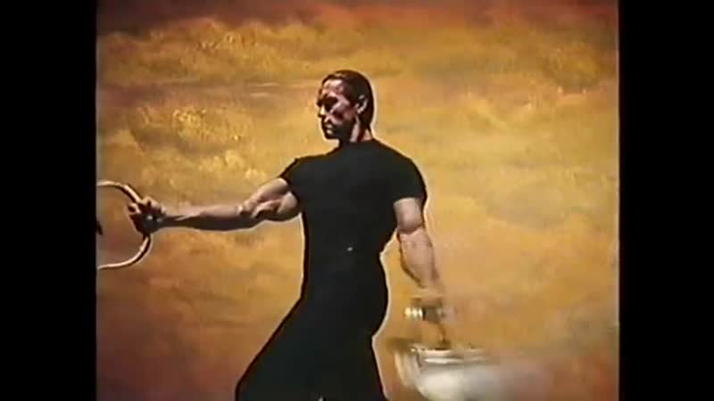 Арнольд Шварцнегер в рекламе Хохма