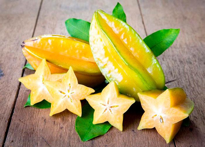 Экзотические фрукты, изображение №1