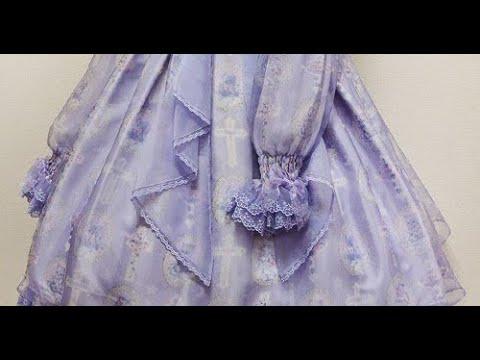 Angelic Pretty Milky Cross Review and replica comparison   Lolita Unboxing