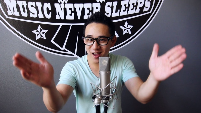 We Can't Stop Miley Cyrus Jason Chen Cover