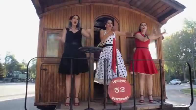 Trío Ladies Chattanooga Choo Choo cover