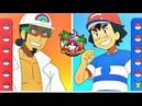 Ash vs Kukui | Episode 142 | Alola League | A.M.V | Sun and Moon | Season 22 | 2019