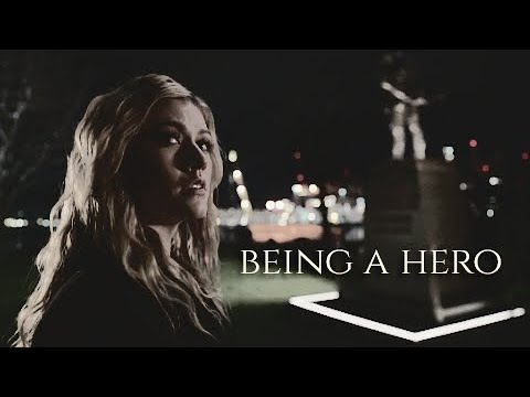Arrow Mia Queen Being A Hero