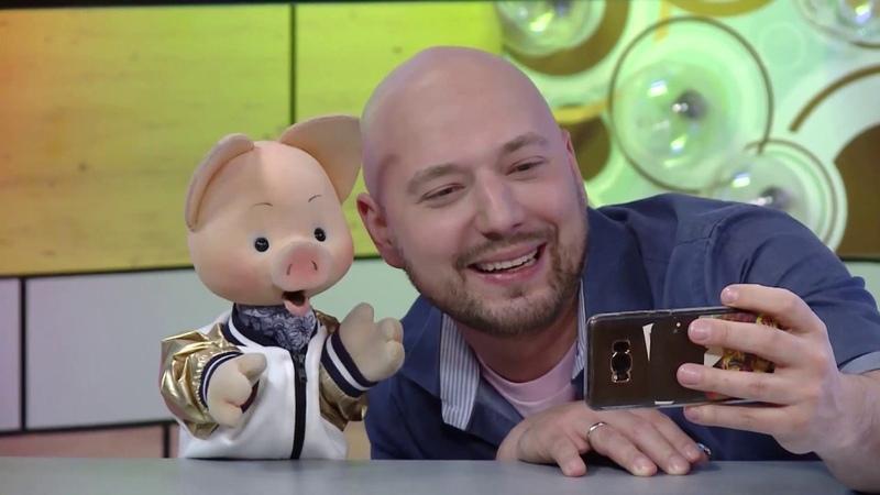 С добрым утром малыши Гостевая Популярный телеведущий юморист Владимир Маркони