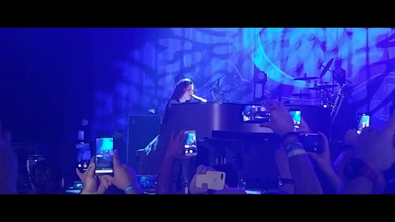 Evanescence My Immortal VLOG from Istanbul concert