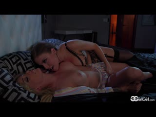 Britney Amber, Isabelle Deltore - Спящий ползучесть
