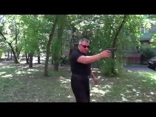 Джон Уик отдыхает (VHS Video)