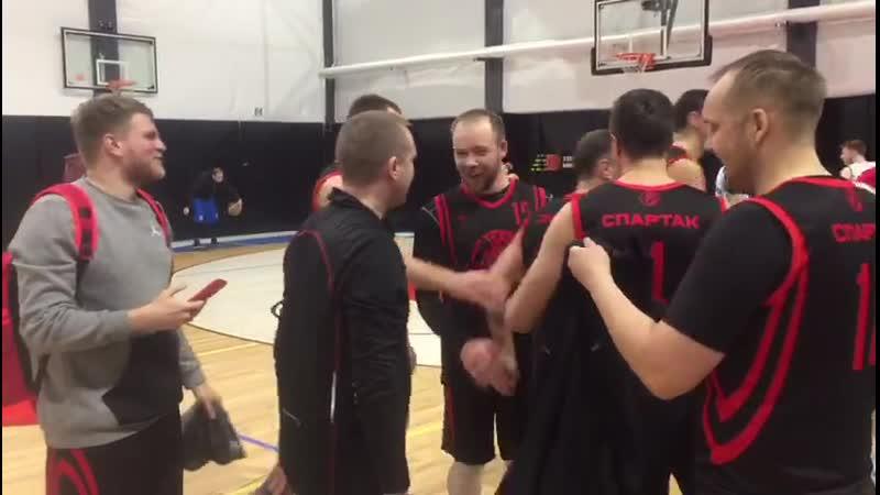 CSKASHOT команды Спартак Кокошкино