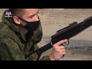 Открытое первенство ДНР по военно-тактическим стрелковым соревновательным играм «Меткий стрелок»