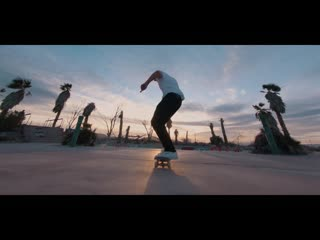 Gopro:dreamy skate follow cam with fpv drone