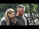 Ragnar and Lagertha I'll be thinking about you - The Vikings