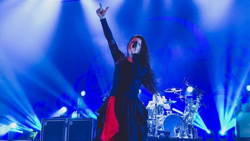 Evanescence Going Under Live At Istanbul 2019