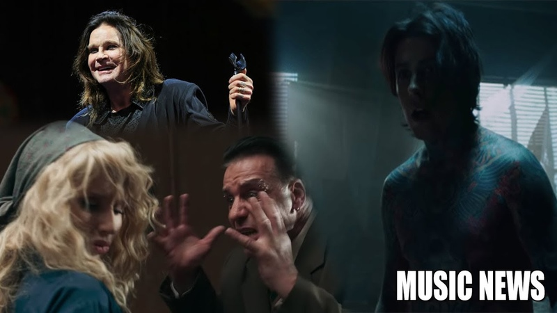 Lindemann снял клип с Лободой, Новый клип Falling In Reverse, Права на название Children Of Bodom