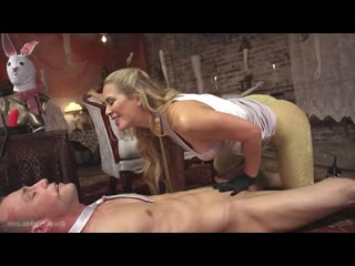 Cherie deville (pretty lil fuck bunny gets his dick sounded and his ass fucked by goddess cherie deville)