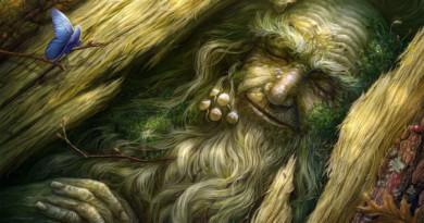 Пробуждение Духов-Хранителей: Домовой, Леший, Водяной, изображение №4