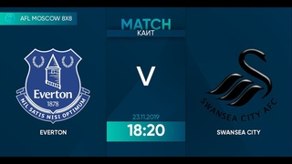 AFL19. England. Premier League. Day 15. Everton - Swansea City