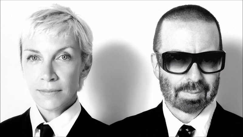 Eurythmics - This City Never Sleeps (CFCF Mix) 32 bits Remastered. HD