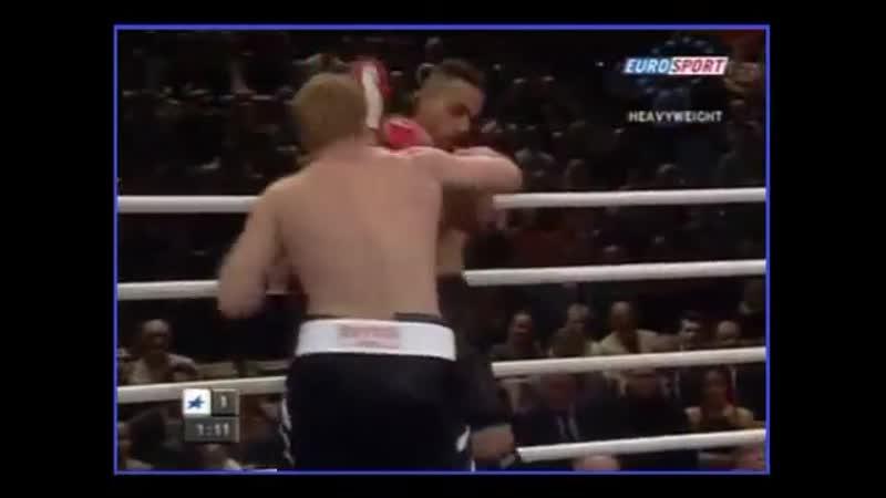 Александр Поветкин Джон Кастл