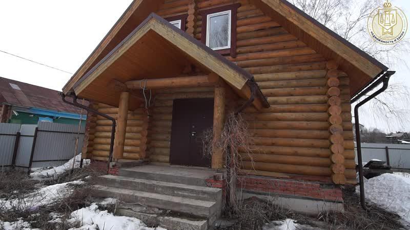 Продается дом из сруба в с. Набережные Моркваши | Недвижимость и Закон