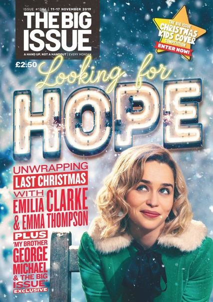 The Big Issue - November 11  2019 UserUpload