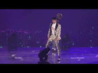 """VIDEO 180217 SHINee Minho @ SHINee World """"The Best 2018 ~FROM NOW ON~"""