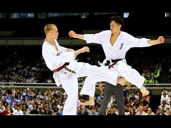 Такахаши - Лузин. Takahashi Yuta - Andrei Luzin. World Weight Category Karate Championships 2017.