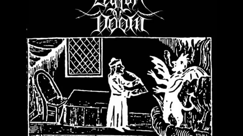Legion Of Doom The Tyrant With the Seven Heads Full EP