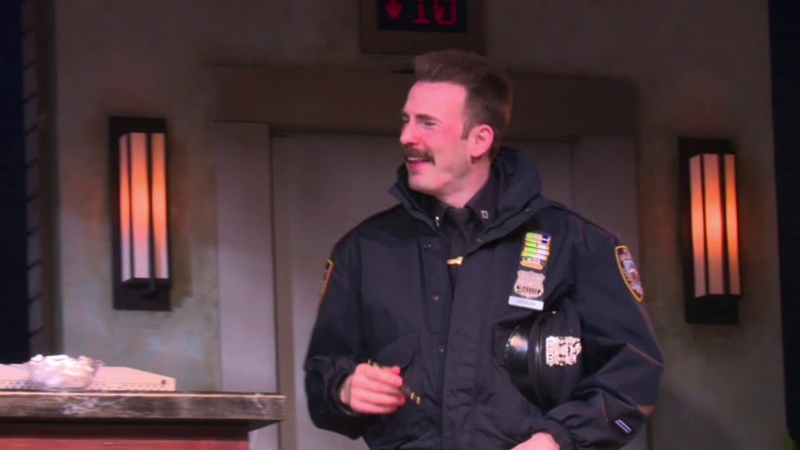 Can I get your autograph LOBBY HERO