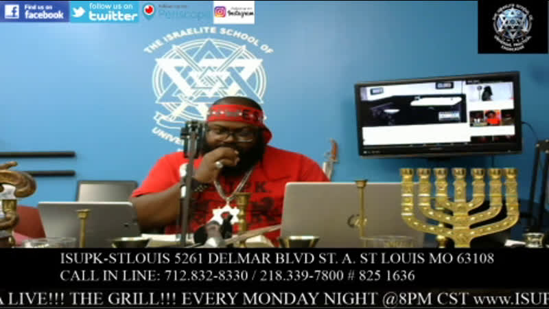 ISUPK-STLOUIS FRIDAY CLASS TOPIC WHAT MAKES A BLACK WOMAN VIRTUOUS AND WHY WE MUST SEPARATE FROM OUR OPPRESSORS