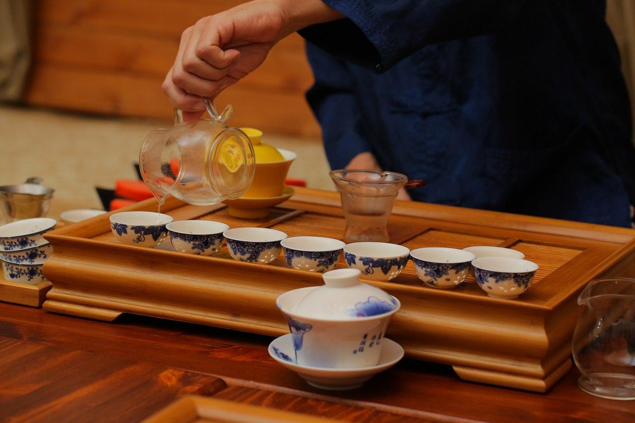 Афиша День Чая в Кайласе