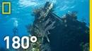 Underwater on Bermuda's Montana Shipwreck 180 National Geographic