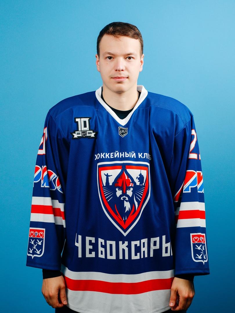 Руслан Швецов ХК Чебоксары