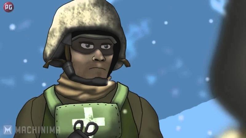 Друзья по Battlefield Тим бэг 2 Сезон 7 серия