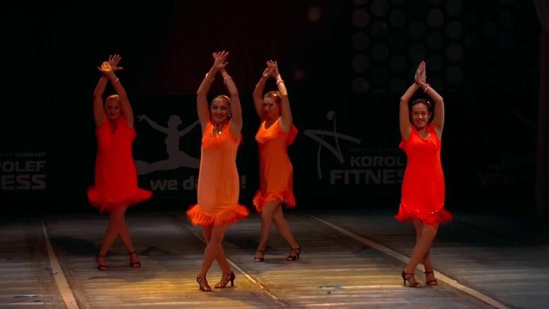 Студия PLatina Samba соло латина solo latin dance choreo by Vladlena Volkova