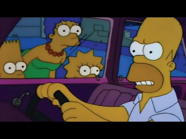 Homer Has a Surprise for Marge