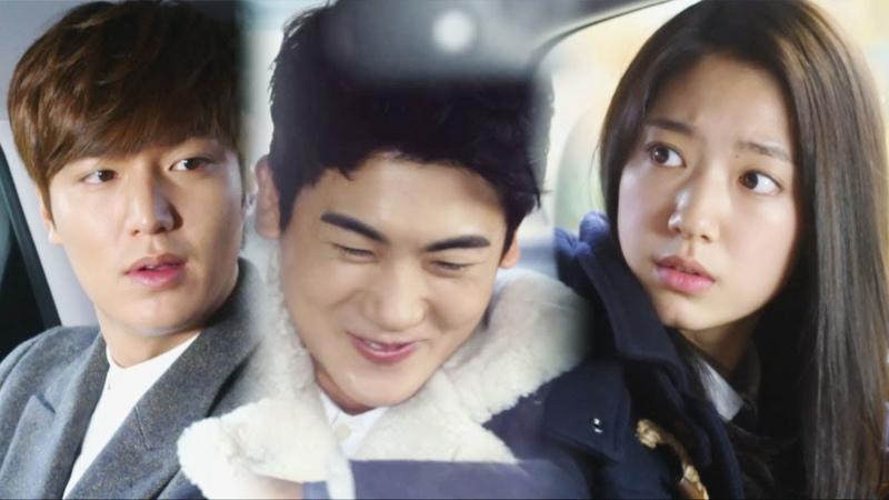 박형식 '음흉한 미소' 이민호·박신혜 '치명적 약점 노출' @상속자들 13회 20131120