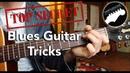 Top Secret Blues Guitar Tricks Revealed SRV Robben Ford Style Lesson