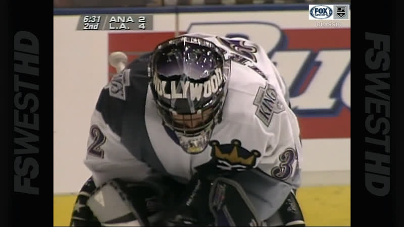 NHL 1995-96 RS Game № 50 Los Angeles Kings - Mighty Ducks Of Anaheim [27.January.1996]
