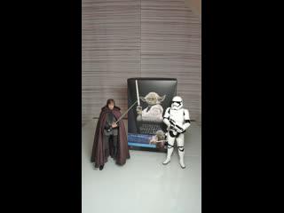 Стрим Обзор Hot Toys MMS495 - Star Wars Yoda 1/6