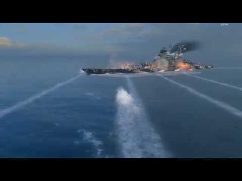 Ария Машина смерти Фан видео по игре World of Warships