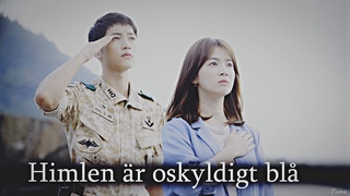 Потомки солнца│Descendants of the Sun MV│Yoo shi jin & Kang mo yeon│►Yohio - Himlen är oskyldigt blå